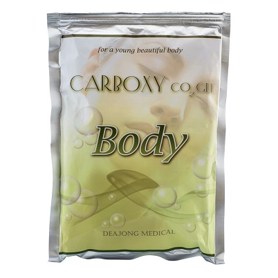 ����� ��� ������������ ��������������� ����� Carboxy CO2 Gel Mask ��� ���� (����, � ������ ����, ����� ��� ����)