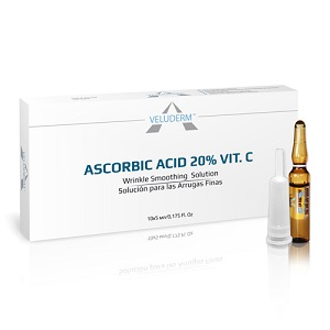 Витамин С 20% - ANTIRIDES SOLUTION ASCORBIC ACID 20% VIT C