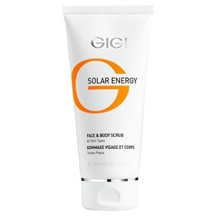 SOLAR ENERGY Минеральный скраб для лица и тела / Mineral Rich Face & Body Scrub